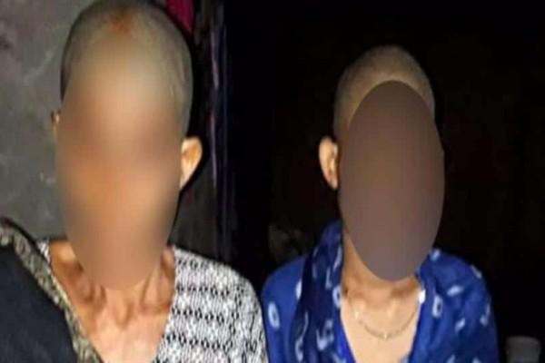 Σοκ στην Ινδία: Αντιστάθηκαν στον βιασμό και τους ξύρισαν τα κεφάλια!