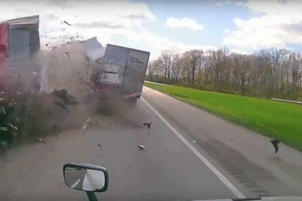 Ασύλληπτη τραγωδία: 25χρονος βρέθηκε νεκρός μετά από σύγκρουση με φορτηγό!