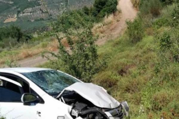 Τραγωδία στην Αταλάντη: Αυτοκίνητο έπεσε σε γκρεμό!