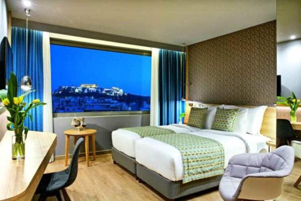 Wyndham Grand Athens: Ένας παράδεισος στο κέντρο της Αθήνας!
