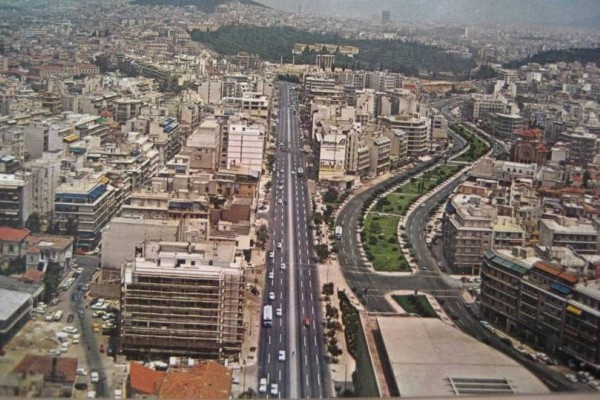 Νέες κυκλοφοριακές ρυθμίσεις στη λεωφόρο Συγγρού!
