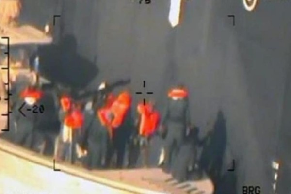 ΗΠΑ: Βρήκαν θραύσματα νάρκης που μοιάζουν με Ιρανική!