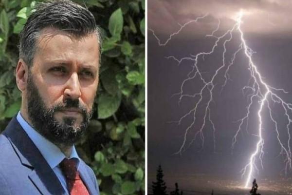 Ραγδαία επιδείνωση του καιρού προβλέπει ο Γιάννης Καλλιάνος: Τι