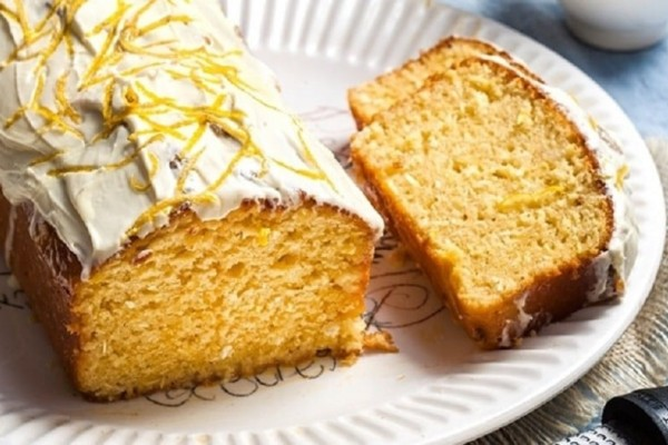 Πανεύκολο κέικ λεμόνι χωρίς μίξερ!