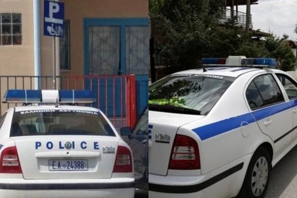 Αστυνομικοί αφαίρεσαν πινακίδες από αστυνομικούς!