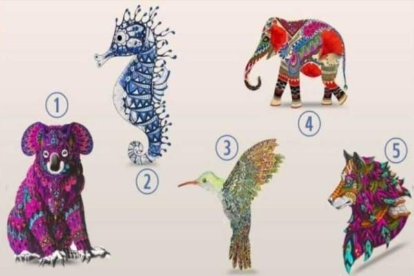 To quiz που έγινε viral - Διάλεξε ένα ζώο και δες τι αποκαλύπτει για τον χαρακτήρα σου!
