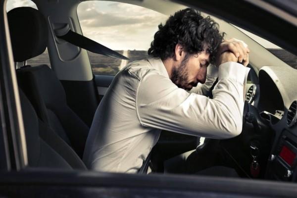 Ποινικό αδίκημα η οδήγηση για τους ψυχικά ή σωματικά εξαντλημένους!
