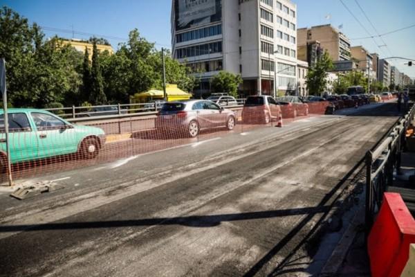 Σας αφορά: Κυκλοφοριακές ρυθμίσεις στην Συγγρού για τις επόμενες 15 ημέρες!