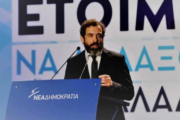 Κωνσταντίνος Μαρκουλάκης: Ο λόγος που δέχθηκε να είναι στο Επικρατείας!