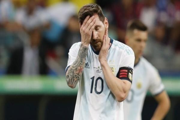 Κόπα Αμέρικα: Ήττα - σοκ για την Αργεντινή!
