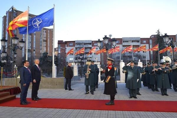 ΝΑΤΟ σε Βόρεια Μακεδονία: