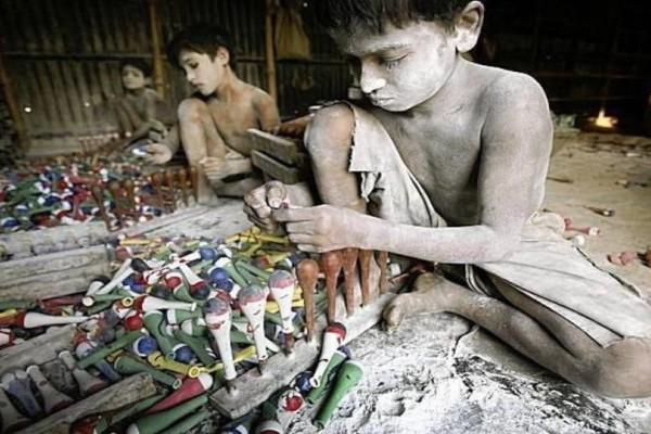 Σοκάρουν τα στοιχεία για την παιδική εργασία!