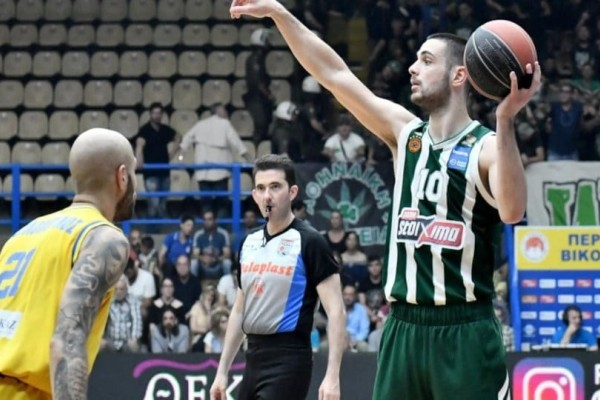 Basket League: Πράσινο