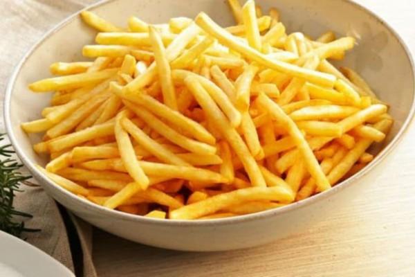 Απίστευτο: Το λάθος που όλοι κάνουμε τόσα χρόνια στο τηγάνισμα της πατάτας! Η λεπτομέρεια που τα ανατρέπει όλα!