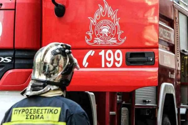 Συναγερμός στην Αργολίδα: Αυτοκίνητο έπεσε σε χαράδρα!