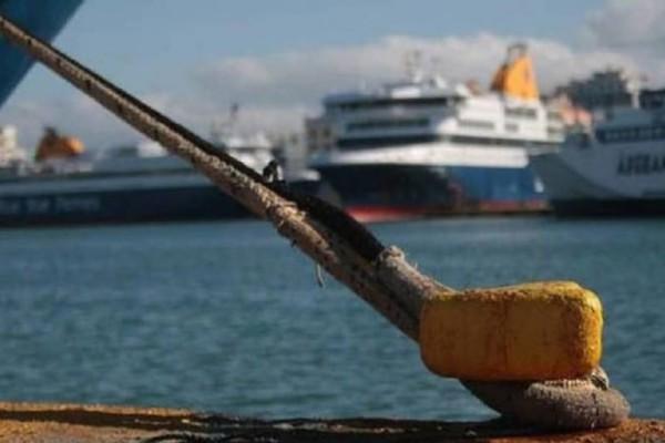 Δεμένα τα πλοία στα λιμάνια λόγω απεργίας της ΠΝΟ!