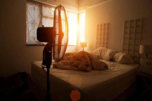 Απίστευτο: Γιατί δεν πρέπει να κοιμάστε με ανεμιστήρα ανοιχτό όλο το βράδυ!