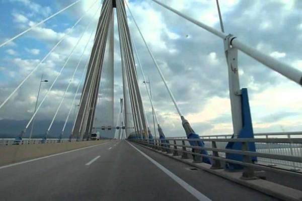 Με σοβαρά τραύματα στο κεφάλι ο ποδηλάτης που έπεσε από τη γέφυρα Ρίου– Αντιρρίου!