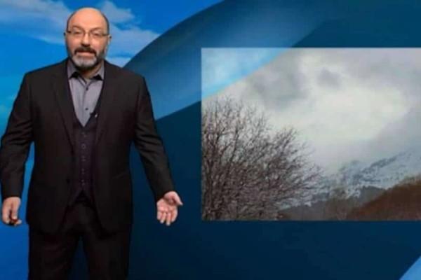 Καιρός: Επιστροφή στις καταιγίδες! Ο Σάκης Αρναούτογλου προειδοποιεί! (Video)