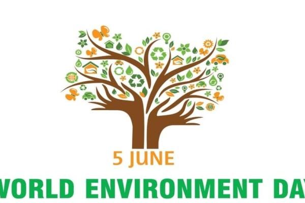 Σήμερα είναι η Παγκόσμια Ημέρα Περιβάλλοντος!