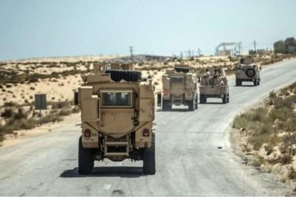 14 νεκροί τρομοκράτες σε συμπλοκή στην Χερσόνησο του Σινά!