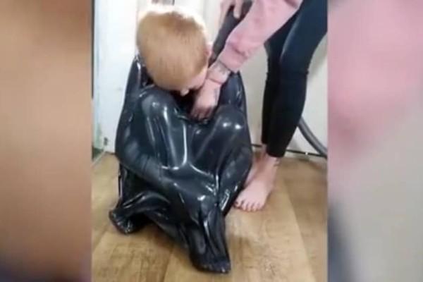 H νέα τάση στα social media με ηλεκτρική σκούπα που απειλεί ακόμα και ζωές! (Video)