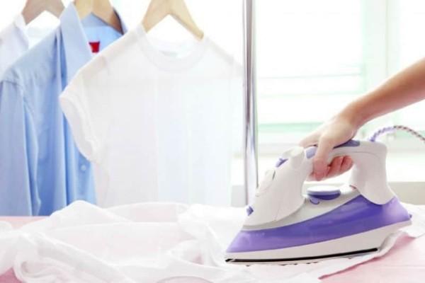 Το τέλειο κόλπο για να έχετε σιδερωμένα ρούχα χωρίς να κουράζεστε!