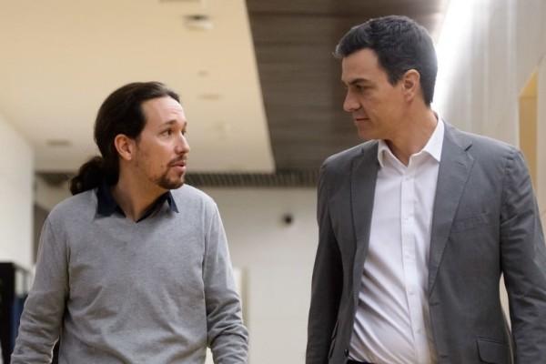 Συγκυβέρνηση Σοσιαλιστών - Podemos στην Ισπανία!