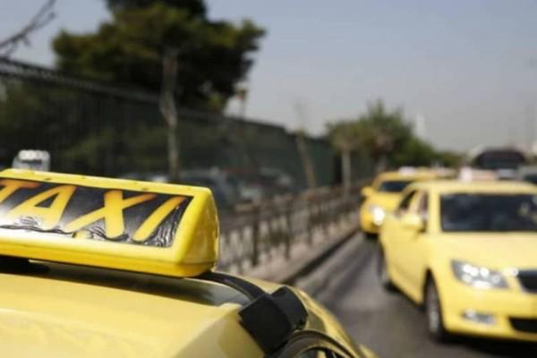 Σοβαρό τροχαίο στην Συγγρού: ΙΧ συγκρούστηκε με ταξί!