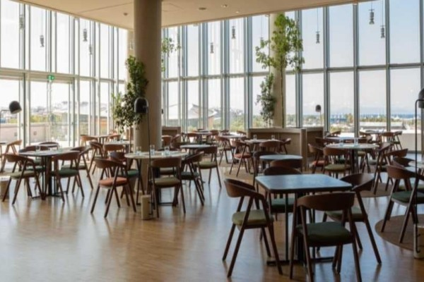Delta Restaurant: Το νέο εστιατόριο στο κέντρο πολιτσισμού Ίδρυμα Σταύρος Νιάρχος!