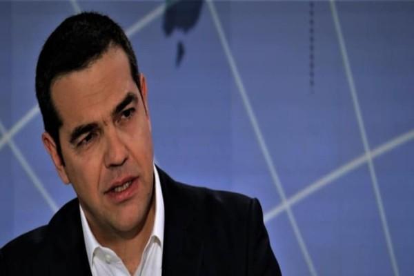 Αλέξης Τσίπρας: Ζητάει καταδίκη της Τουρκίας και μέτρα από Ε.Ε!