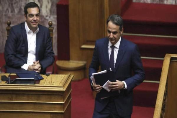 Αλέξης Τσίπρας: Καλεί τον Μητσοτάκη να μιλήσουν ανοιχτά για όλα τα θέματα!