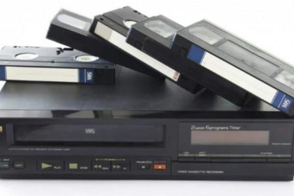Παλιές βιντεοκασέτες!  Ξέρετε πόσο λεφτά μπορείτε να κερδίσετε αν της πωλήσετε;