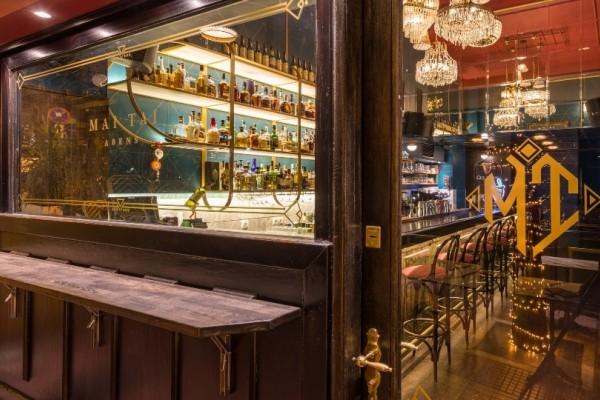Μai Τai: To ιστορικό μπαρ στο Κολωνάκι αναβιώνει!