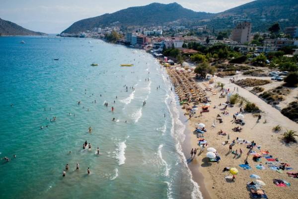 Καιρός σήμερα: Ζέστη και ώρα για... παραλίες! Ανεβαίνει η θερμοκρασία