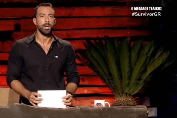 Σάκης Τανιμανίδης: Η τρυφερή φωτογραφία και το μήνυμα μετά το τέλος του Survivor!