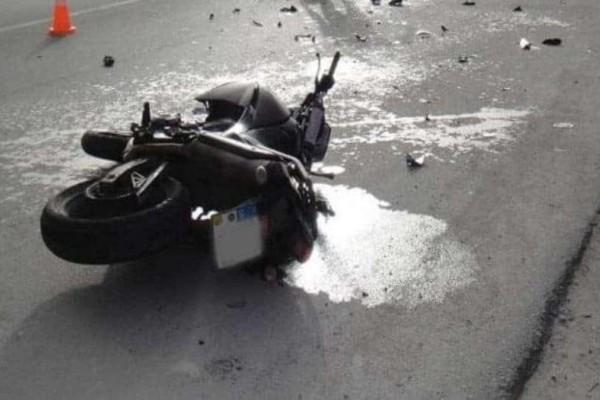 Τραγωδία στη Θεσσαλονίκη: Νεκρός μοτοσικλετιστής σε τροχαίο!