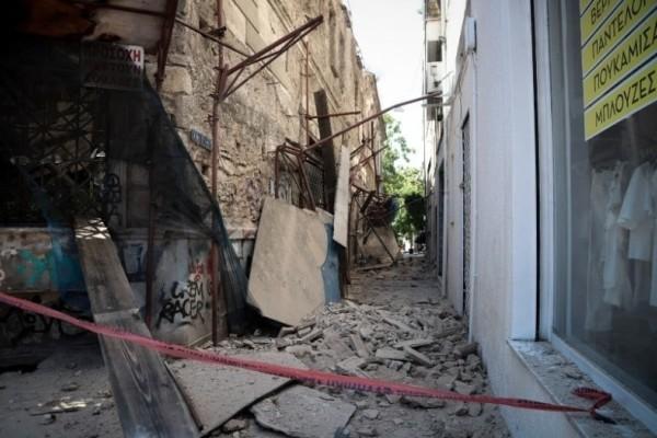 Ανησυχία για το ενδεχόμενο μεγάλου σεισμού στην Αθήνα!