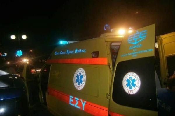 Συγκλονιστικό τροχαίο στην εθνική οδό Πατρών- Πύργου! Αυτοκίνητο παρέσυρε και εκσφενδόνισε πεζό άντρα!