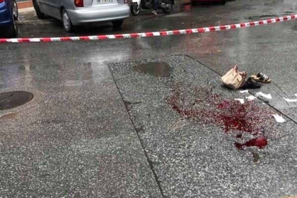 Σοκ στη Θεσσαλονίκη: Kυνήγησε και τραυμάτισε σοβαρά γυνάικα με τσεκούρι!