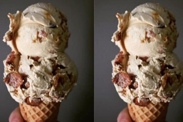 Και όμως είναι αλήθεια! Παγωτό με χοιρινό είναι η νέα μόδα!