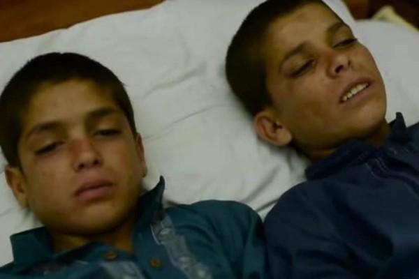 Φαίνονται σαν 2 φυσιολογικά αγόρια. Μόλις όμως πέσει το σκοτάδι, αυτό που τους συμβαίνει είναι ανατριχιαστικό!