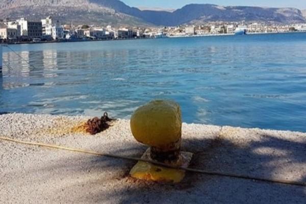 Μετανάστης έσωσε δυο τυφλούς που έπεσαν στο λιμάνι της Χίου!