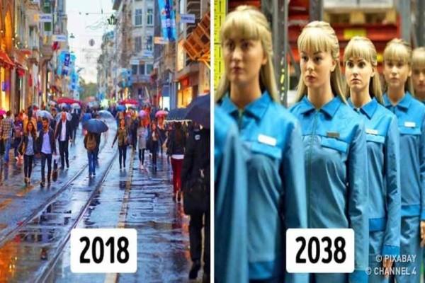 Πόσο θα αλλάξει ο κόσμος το 2099 σύμφωνα με έγκυρο μελλοντολόγο!