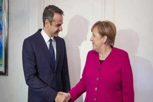 Κυριάκος Μητσοτάκης: Η Μέρκελ τον προσκάλεσε τον Αύγουστο στο Βερολίνο!