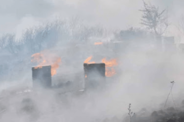Συναγερμός στην Αργολίδα! Ισχυρή φωτιά σε εξέλιξη!
