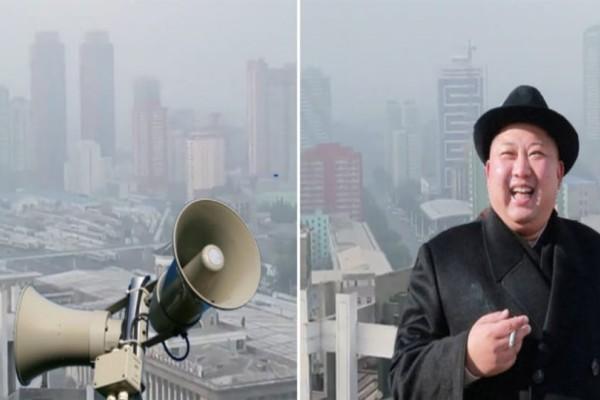 Το ανατριχιαστικό τραγούδι που ξυπνά κάθε μέρα τους κατοίκους της πρωτεύουσας της Βόρειας Κορέας!