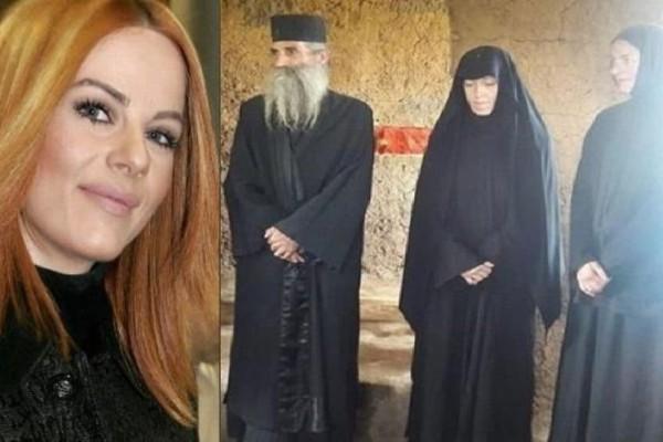Ναταλiα Λιονάκη: «Ακολούθησα το μοναχισμό, επειδή ήμoυν…»