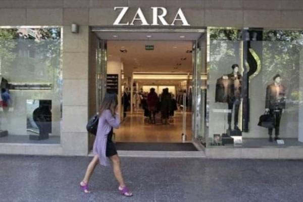 Zara: Το ντένιμ φόρεμα που φοράνε οι influencers και κοστίζει μόνο 19 ευρώ!