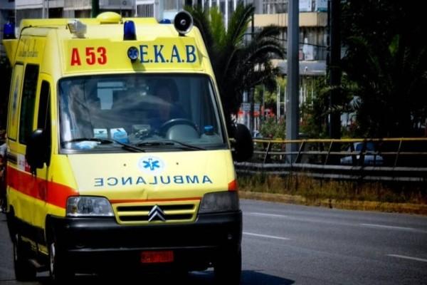 Τροχαίο σοκ στην Μεταμόρφωση: Φορτηγό συγκρούστηκε με λεωφορείο!